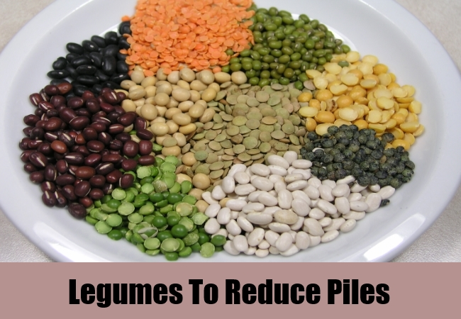 Legumes To Reduce Piles