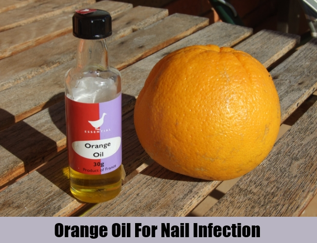 Orange Oil For Nail Infection