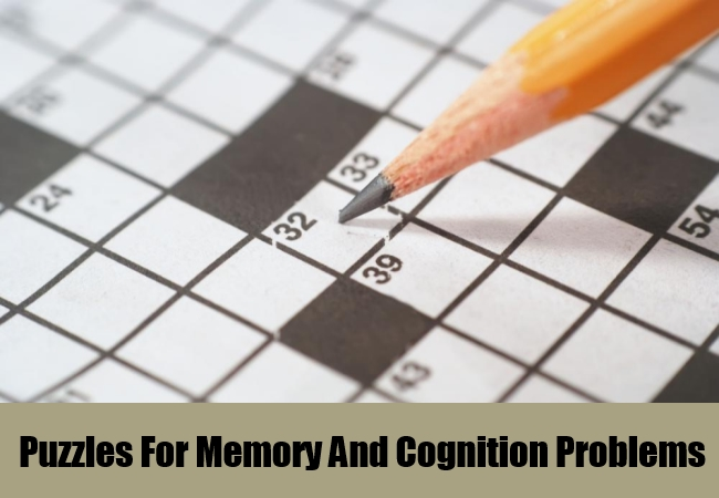 Puzzles For Memory And Cognition Problems