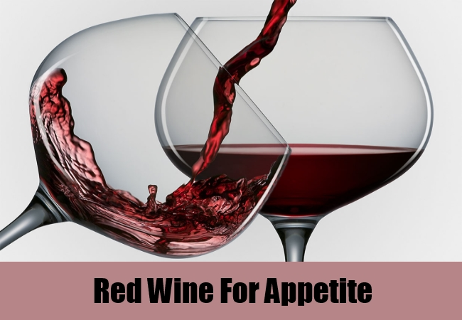 Red Wine For Appetite