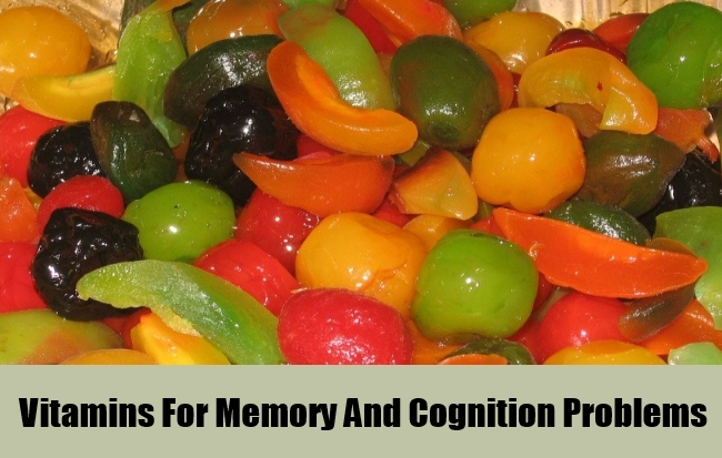 Vitamins For Memory And Cognition Problems