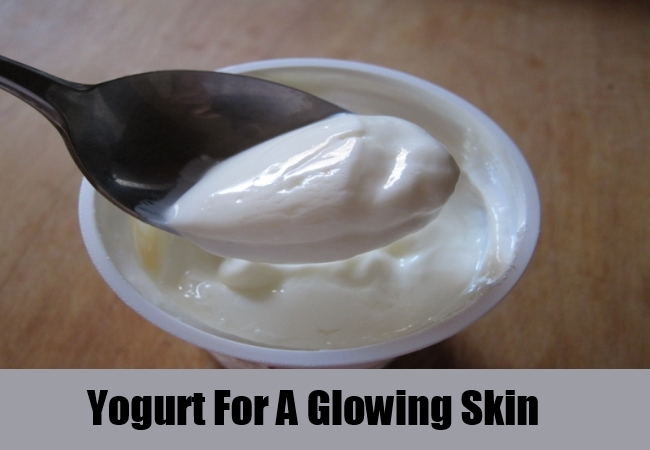 Yogurt For A Glowing Skin