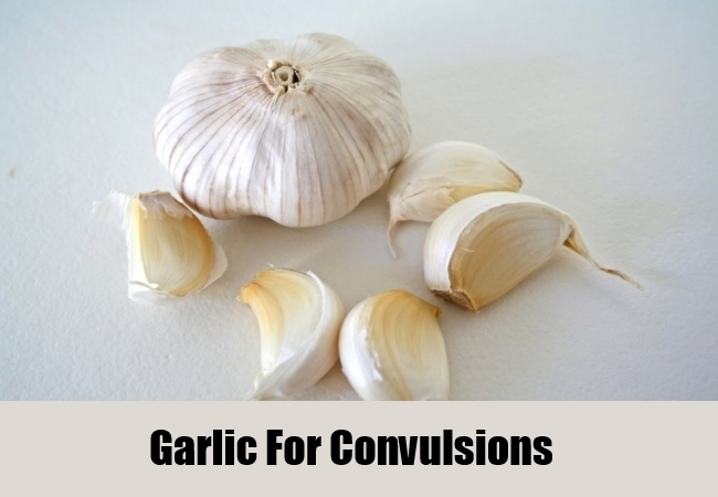 Garlic For Convulsions