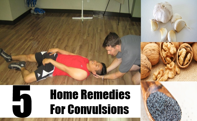 Home Remedies For Convulsions