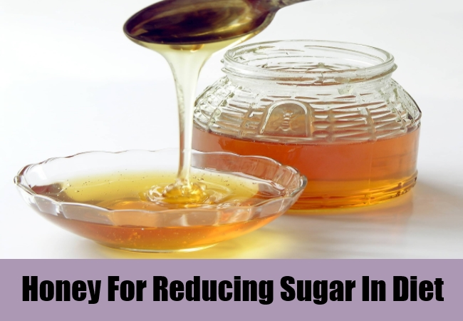 Honey For Reducing Sugar In Diet