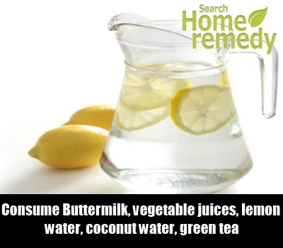 Snack On Healthy Drinks