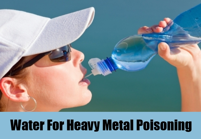 Water For Heavy Metal Poisoning