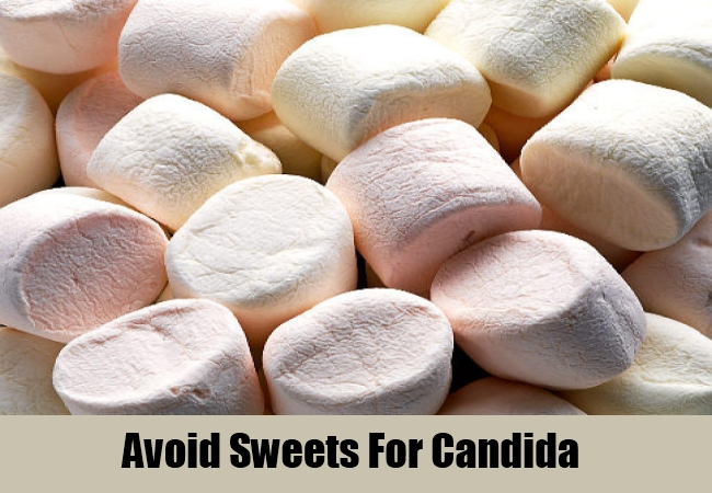 Avoid Sweets For Candida