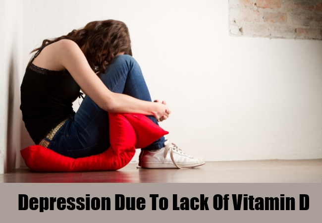 Depression Due To Lack Of Vitamin D