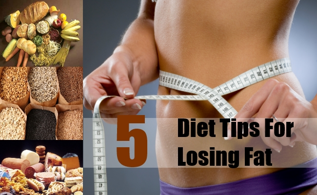 Diet Tips For Losing Fat