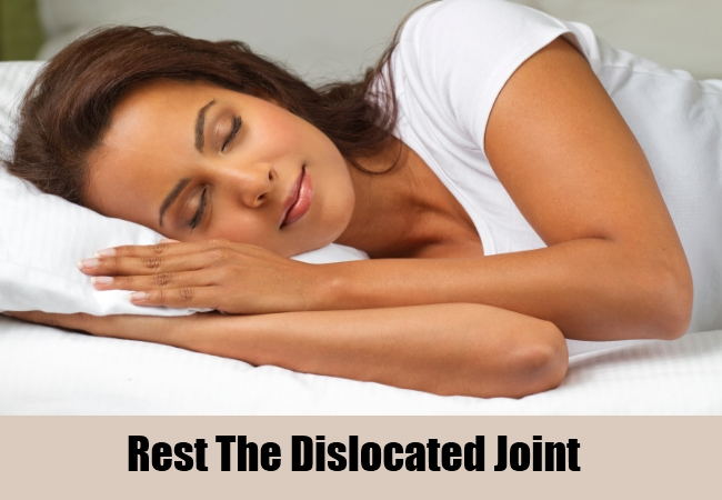 Rest The Dislocated Joint