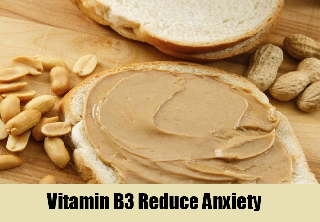 Vitamin B3 Reduce Anxiety