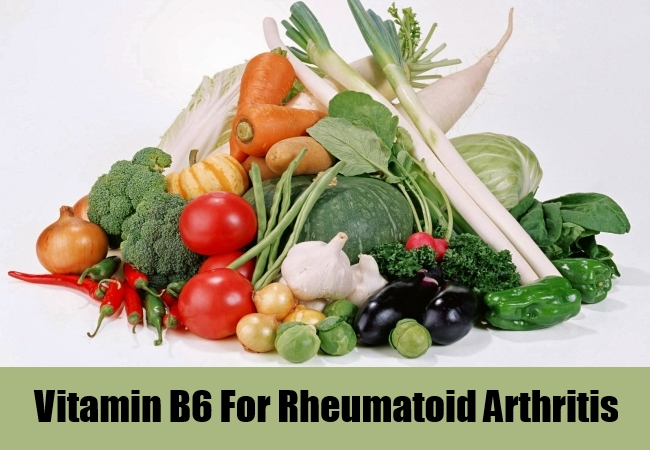 Vitamin B6 For Rheumatoid Arthritis