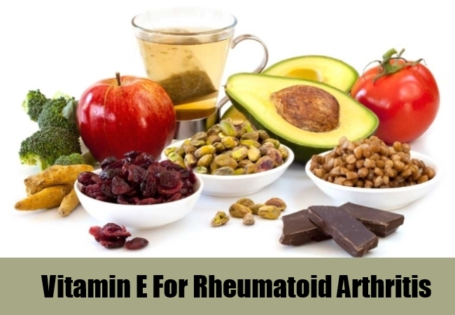 Vitamin E For Rheumatoid Arthritis