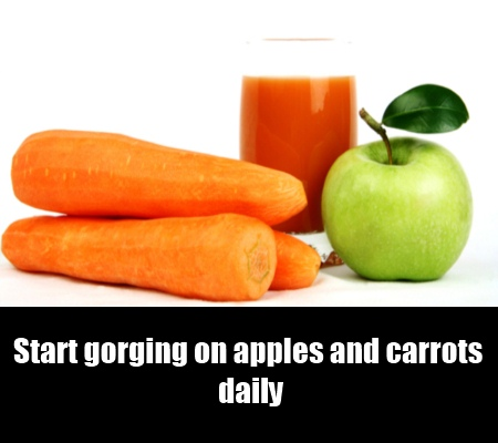 Apples And Carrots