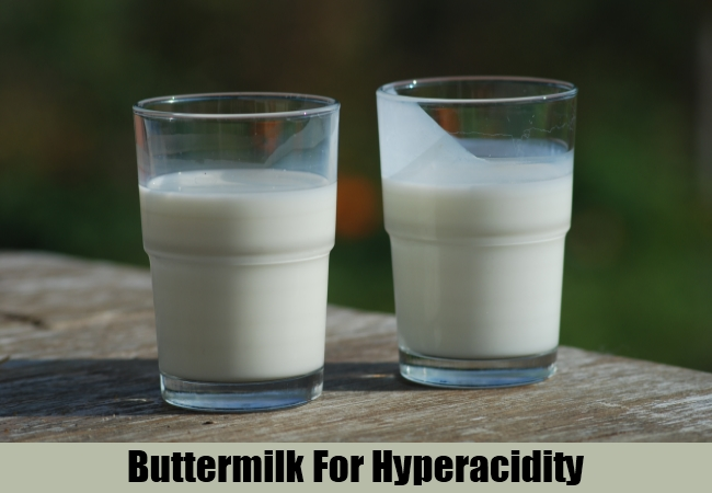 Buttermilk For Hyperacidity