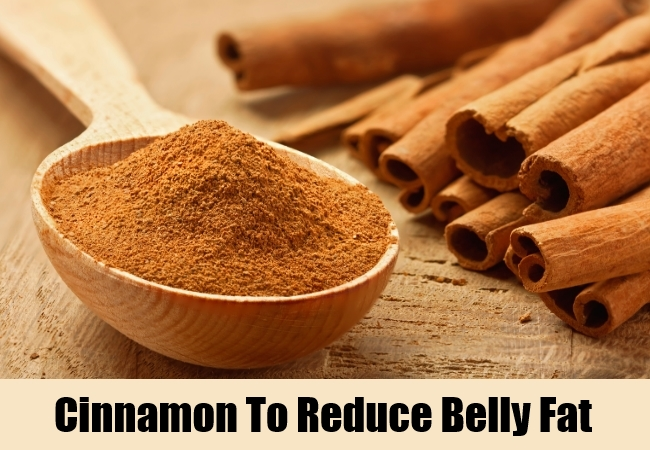 Cinnamon To Reduce Belly Fat