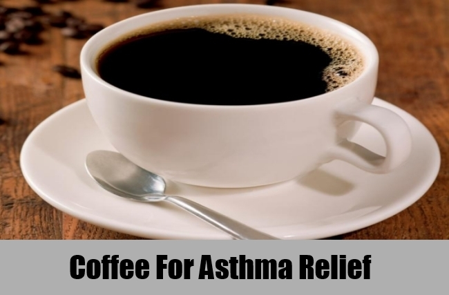 Coffee For Asthma Relief