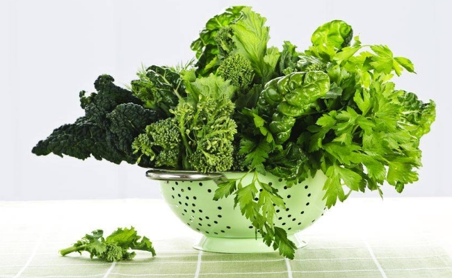 Dark Green Leafy Vegetables