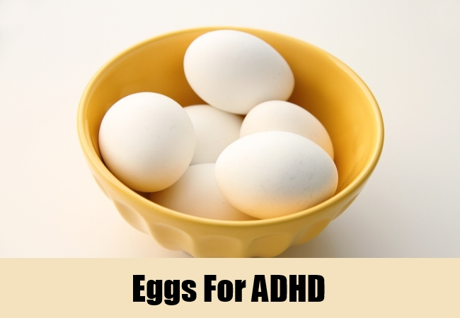 Eggs For ADHD