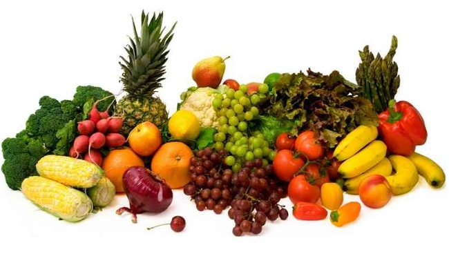 Fruits, Vegetables And Legumes