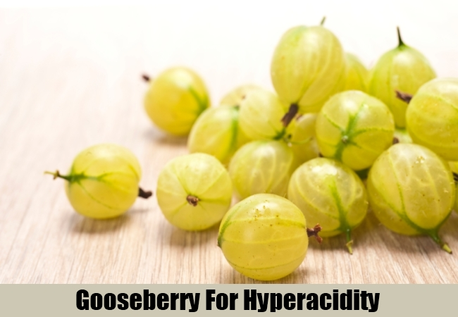 Gooseberry For Hyperacidity