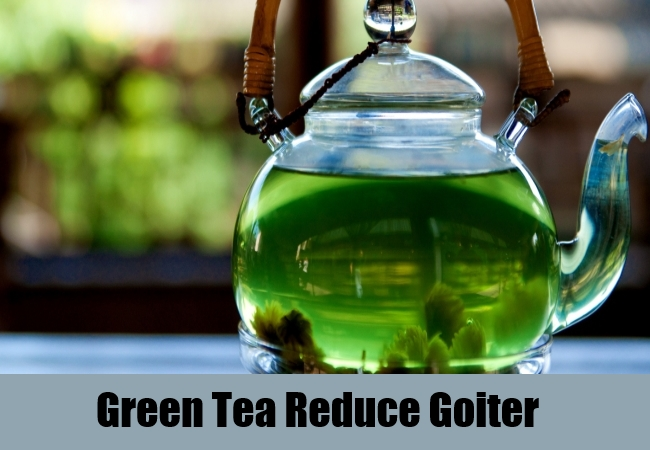 Green Tea Reduce Goiter