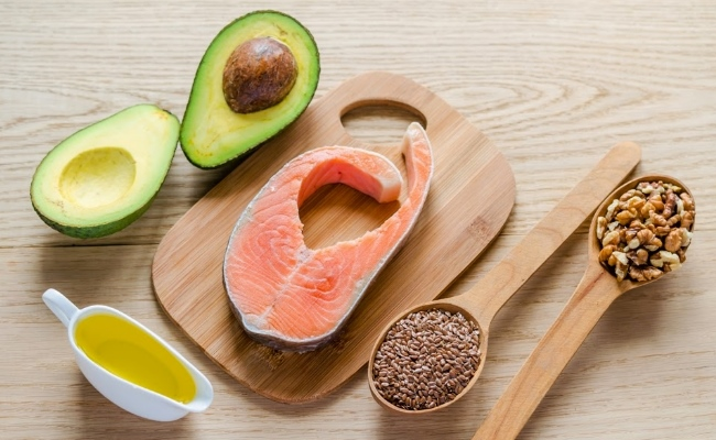Include Healthy Fats