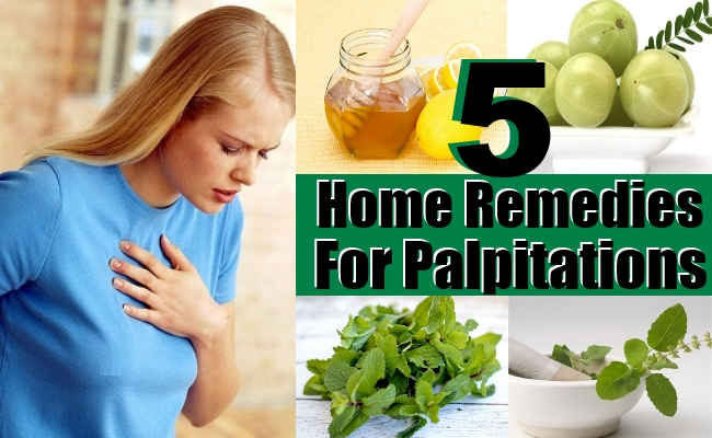 Remedies For Palpitations