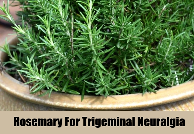 Rosemary For Trigeminal Neuralgia