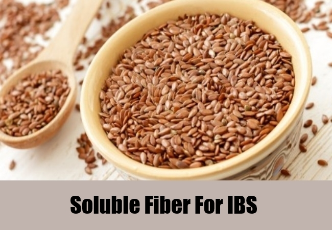 Soluble Fiber For IBS