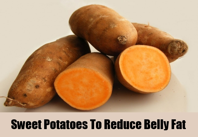 Sweet Potatoes To Reduce Belly Fat