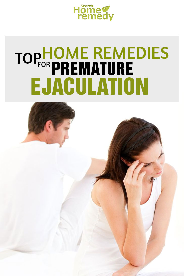 Top Home Remedies For Premature Ejaculation