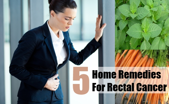 Top Home Remedies For Rectal Cancer