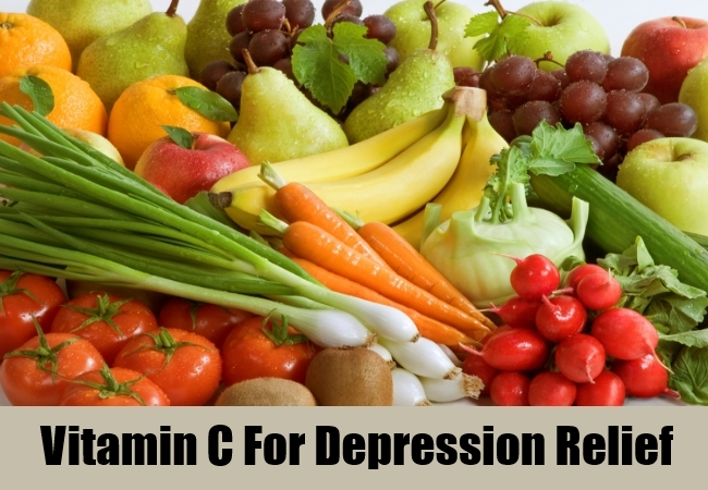 Vitamin C For Depression Relief