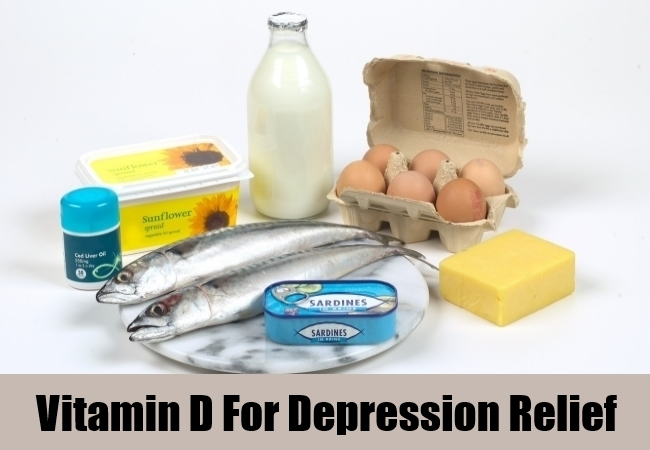 Vitamin D For Depression Relief