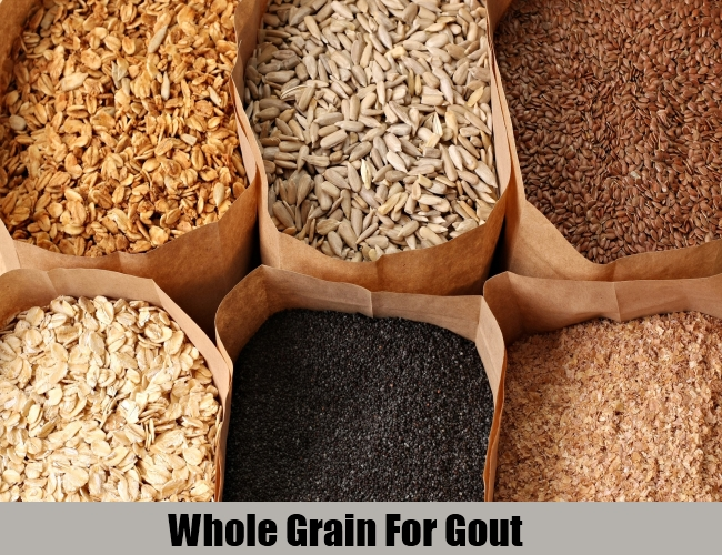 Whole Grain For Gout