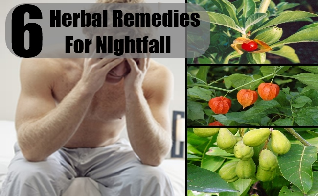6 Herbal Remedies For Nightfall