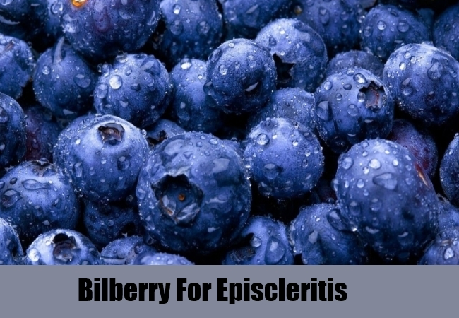 Bilberry For Episcleritis