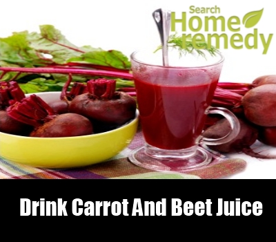 Carrot And Beet Juice