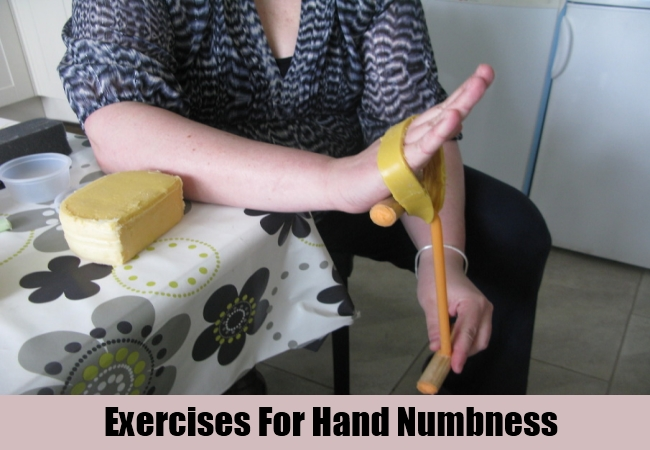 Exercises For Hand Numbness