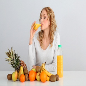 Vitamin C intake for hair growth