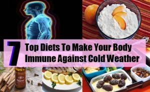 7 Top Diets To Make Your Body Immune Against Cold Weather