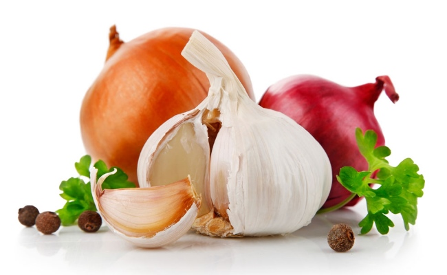 Garlic And Onions For High Blood Pressure