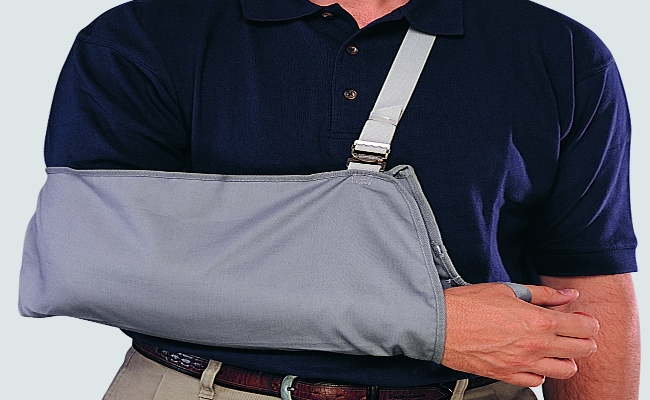 Prefer Support Sling Or Brace