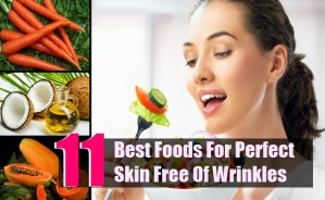 11 Best Foods For Perfect Skin Free Of Wrinkles And Inflammations