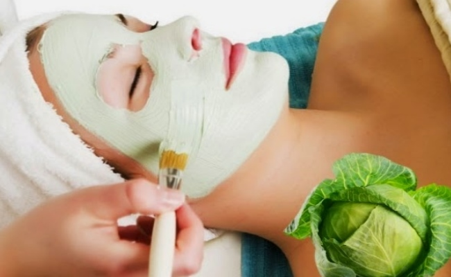 Cabbage Mask