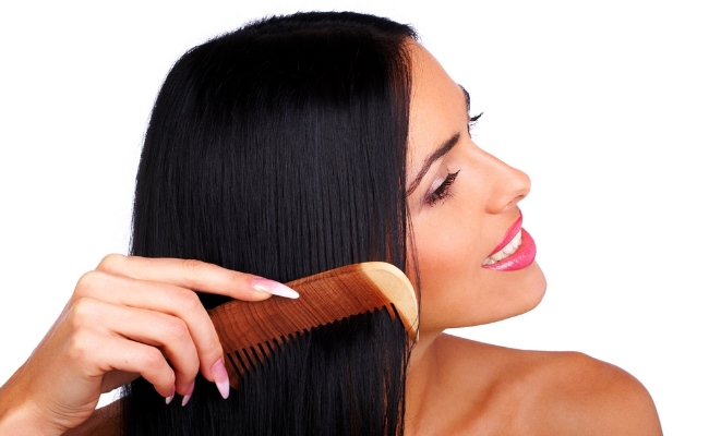 Comb Your Hair Several Times