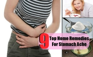 9 Top Home Remedies For Stomach Ache
