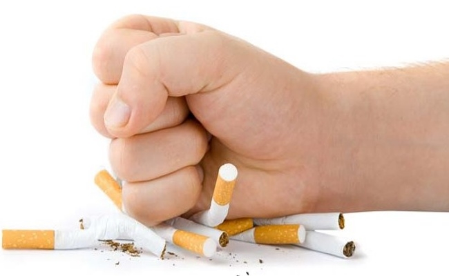 Abstain From Smoking